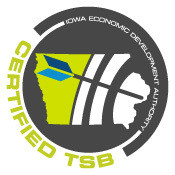 Integrity Integrated About Certified TSB Iowa Economic Development Authority