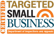 Integrity Integrated About Targeted Small Business Certified